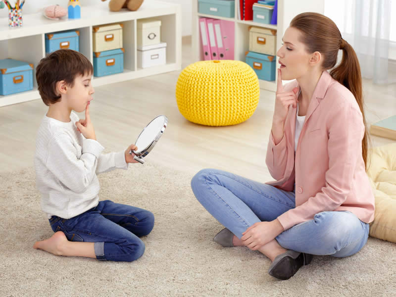 Apraxia of Speech/Motor Speech Disorders